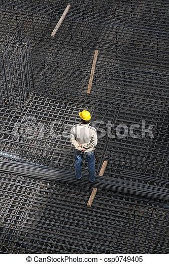 Construction site - csp0749405