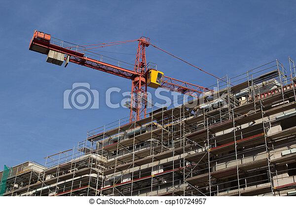 Construction Site - csp10724957