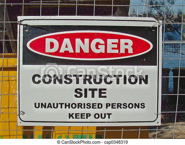 Construction Site - csp0348319