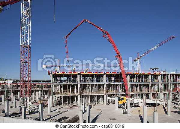 Construction Site - csp6310019