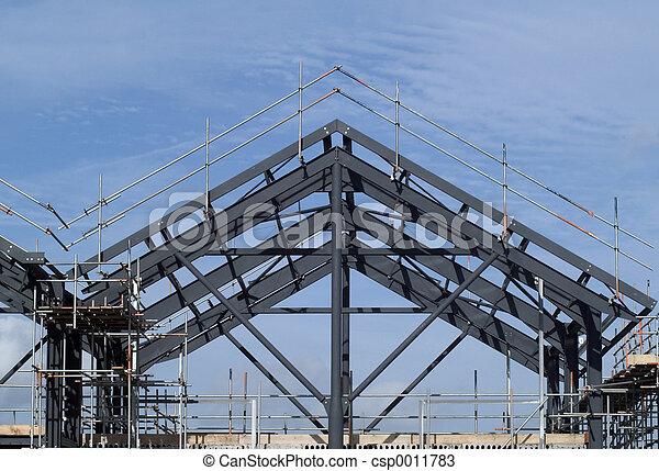 Construction site - csp0011783