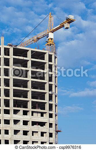 Construction - csp9976316