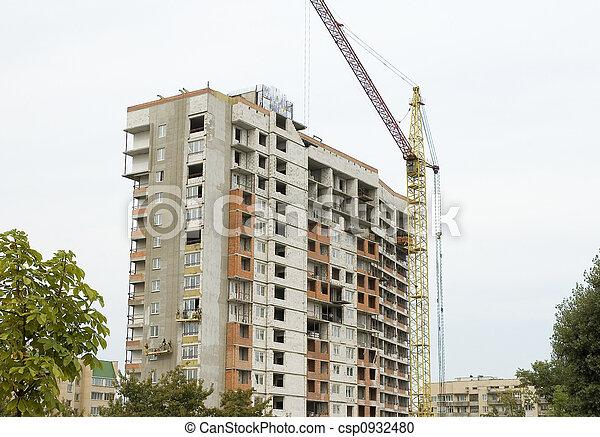 construction - csp0932480