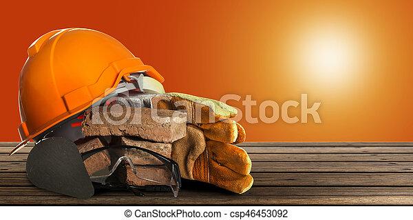 Construction Tools - csp46453092