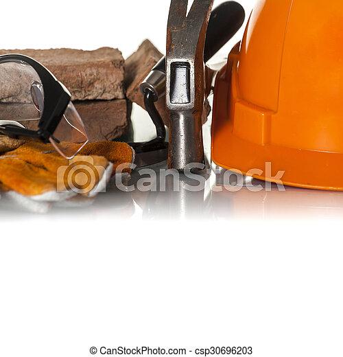 Construction Tools - csp30696203