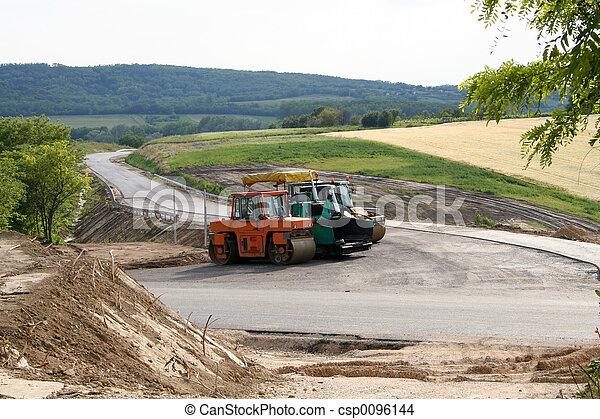 Construction vehicle - csp0096144