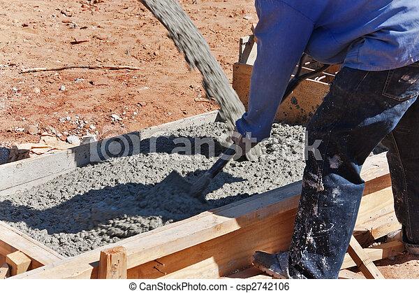 construction work - csp2742106