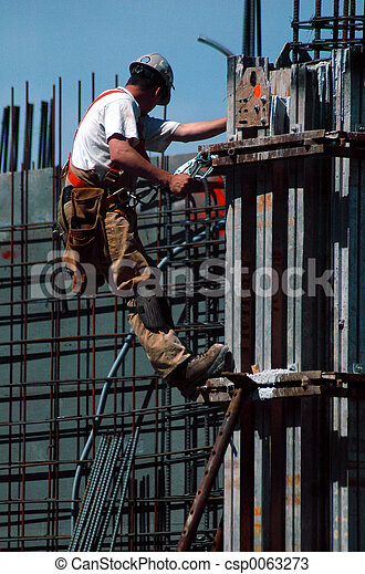 Construction work - csp0063273