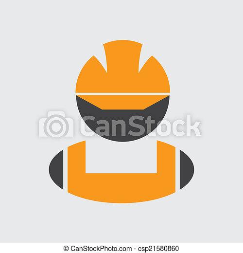Construction Worker - csp21580860