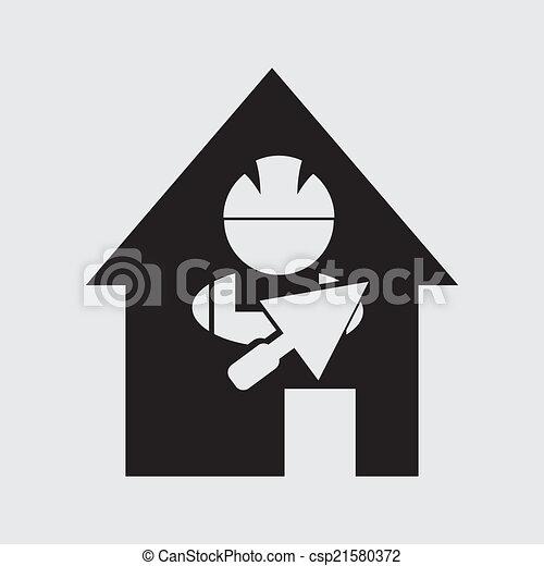 Construction Worker - csp21580372