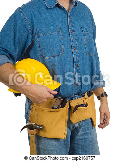Construction Worker - csp2160757