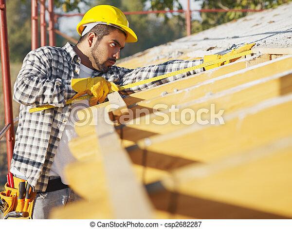 construction worker  - csp2682287