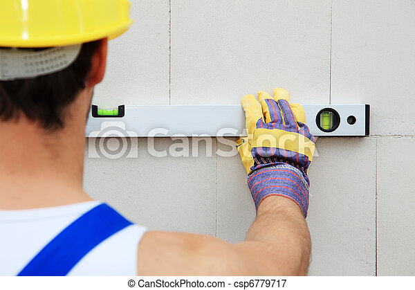 Construction worker - csp6779717