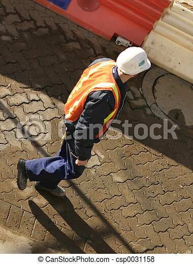 Construction Worker - csp0031158