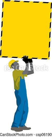 Construction Worker - csp0619098
