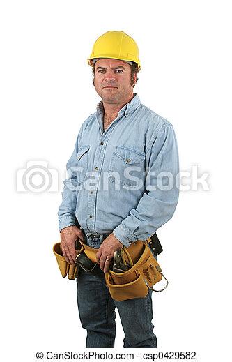 Construction Worker - csp0429582