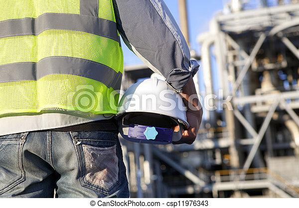 construction worker - csp11976343