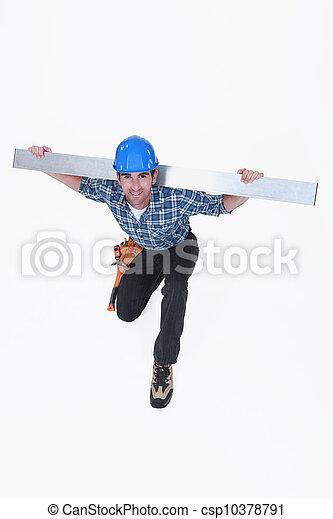 Construction worker - csp10378791