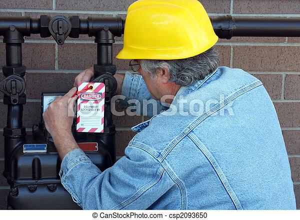 construction worker - csp2093650