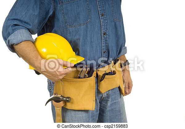 Construction Worker  - csp2159883