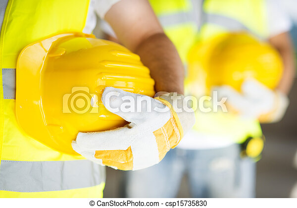 Construction workers - csp15735830