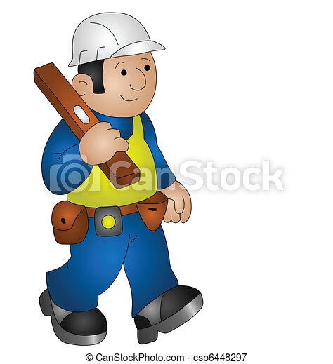 Construcción - csp6448297