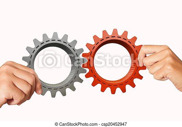 Construir un sistema de negocios - csp20452947
