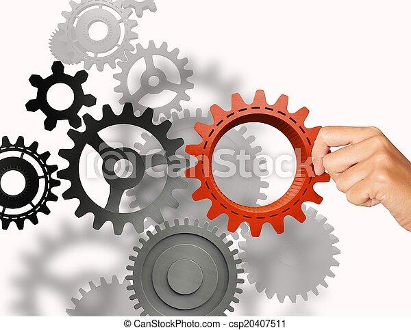 Construir un sistema de negocios - csp20407511