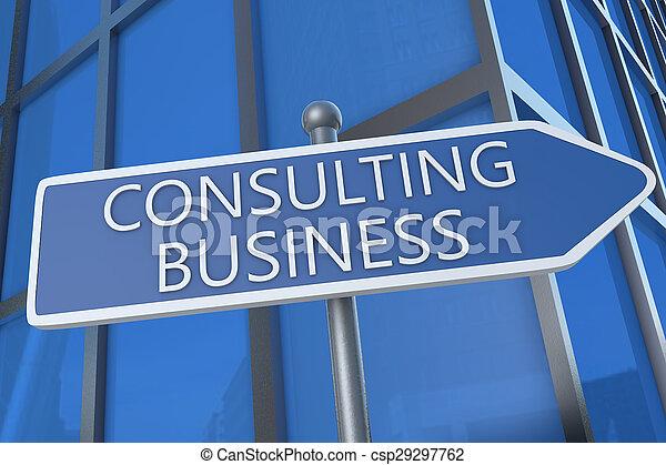 Consulting Business - csp29297762