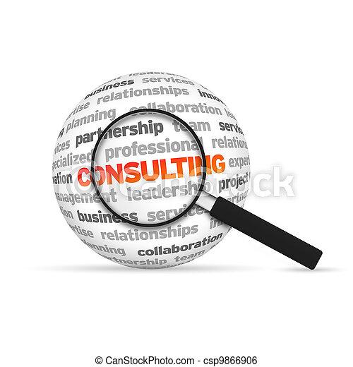 Consulting - csp9866906