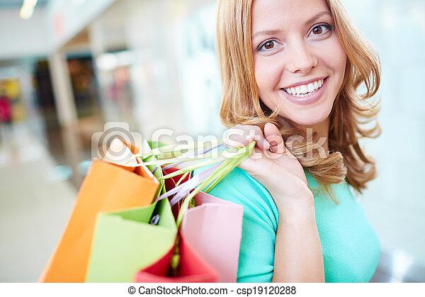 consumatore, amichevole - csp19120288