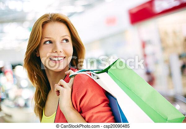consumatore, amichevole - csp20090485