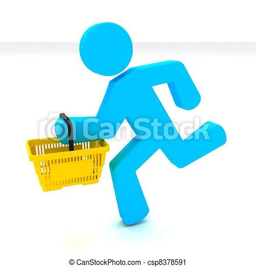 consumatore - csp8378591