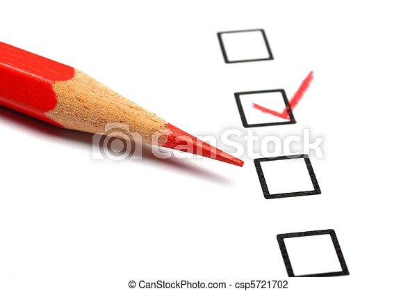 consumer survey - csp5721702
