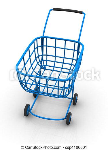 Consumer\'s basket - csp4106801