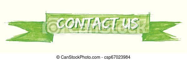 Contáctanos con cinta - csp67023984