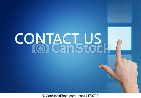 Contacta con nosotros - csp14470793