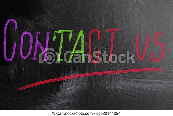 Contáctanos - csp20144094