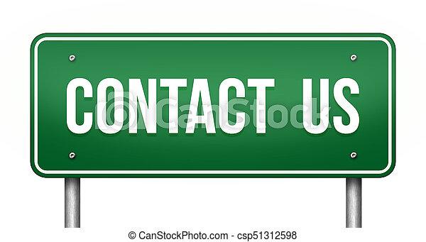 Contáctanos - csp51312598