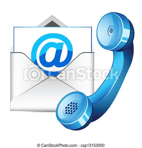 Contacta con nosotros icono - csp13153000