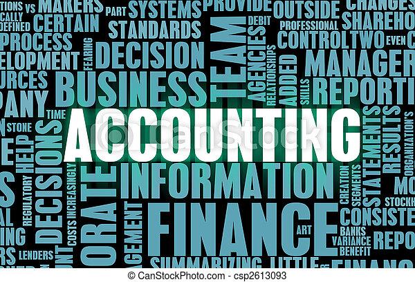 contabilidad - csp2613093