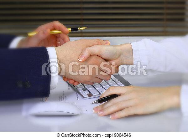 contabilidad, empresa / negocio - csp19064546
