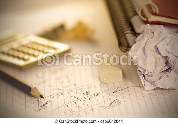 contabilidad - csp6042844