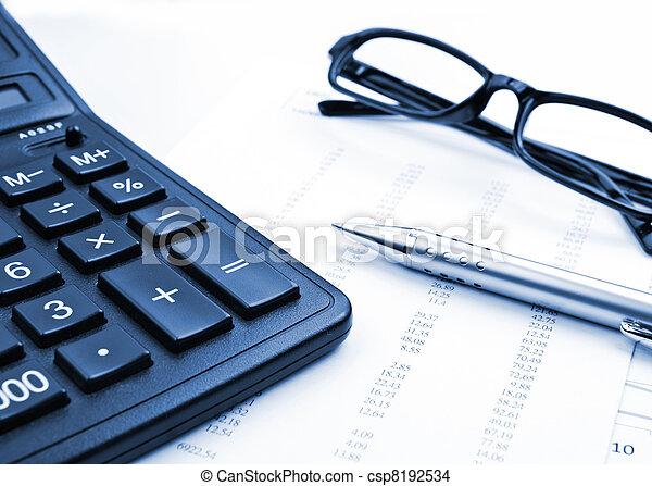 contabilidad - csp8192534