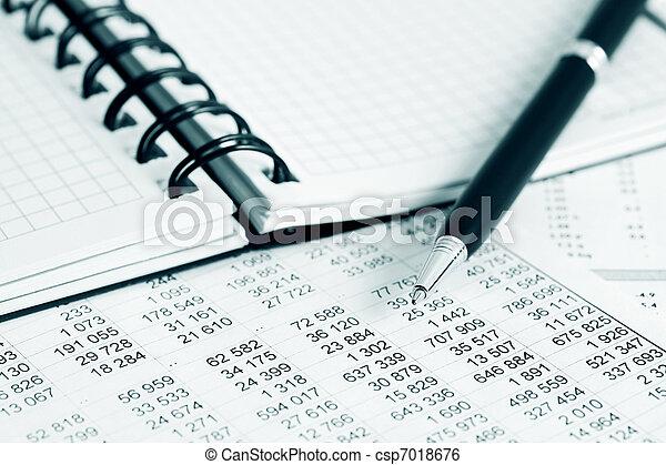 contabilidad - csp7018676
