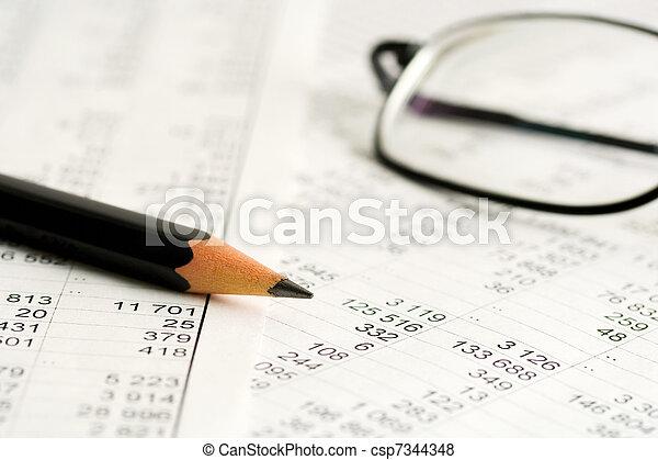 contabilidad - csp7344348