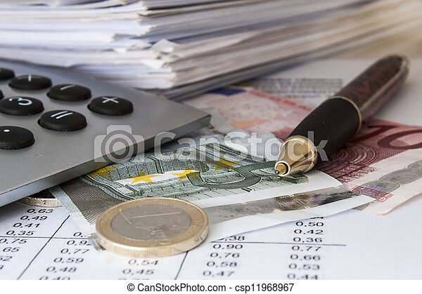 contabilidade - csp11968967