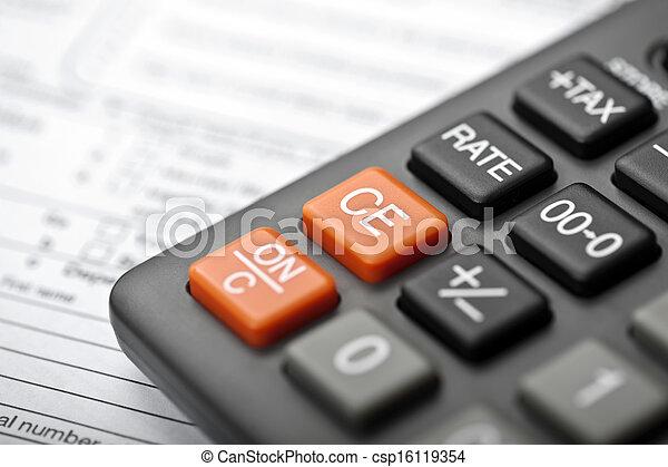contabilidade - csp16119354