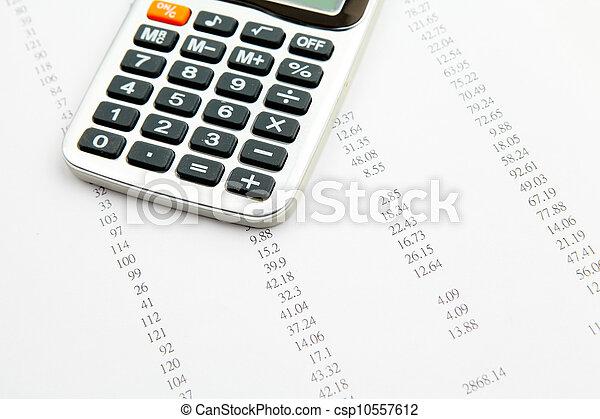 contabilidade - csp10557612