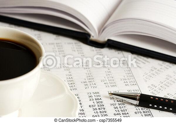contabilidade - csp7355549